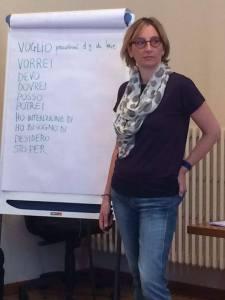 Serenella Panaro - Trainer
