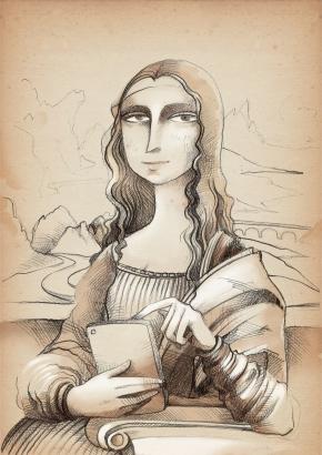 Leonardo da Vinci e l'arte del Personal Branding (in 10passi)